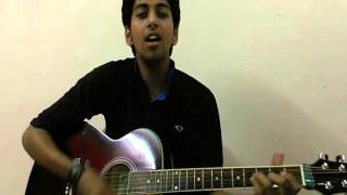 Tere bina (Heropanti) acoustic guitar cover by Yogesh