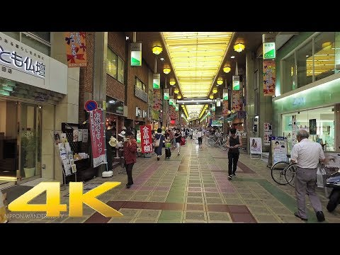 Walking around Kamata, Tokyo Part2 - Long Take【東京・蒲田】 4K