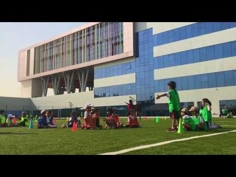 Next Generation School Dubai | Sports Week  2017