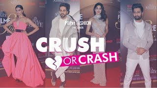 Crush Or Crash: Filmfare Glamour And Style Awards (Part 1) - Episode 64 - POPxo Fashion