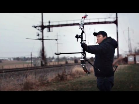 Archery is Awesome - Slow Motion (HD)