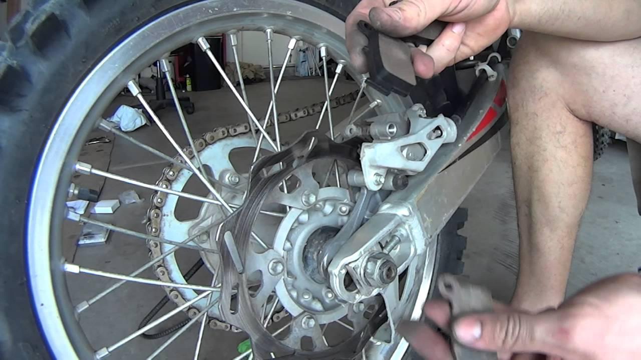 Dirt Bike Brake Diagram - Example Electrical Wiring Diagram •
