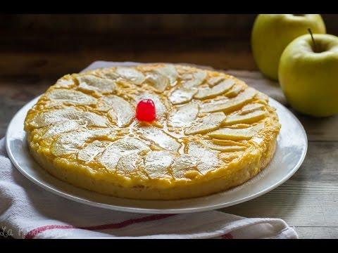 Tarta De Manzana Ligera Sin Azúcar Sin Gluten Y Sin Lactosa Youtube