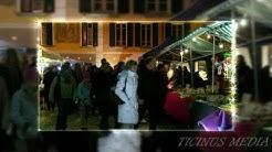 Mercato di Natale 2010 - Città Vecchia di Locarno (Ticino/Tessin)