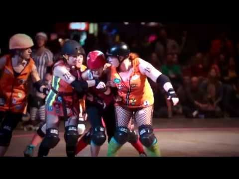 Minnesota RollerGirls Intro (short)