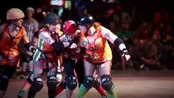 Minnesota RollerGirls Intro (short)