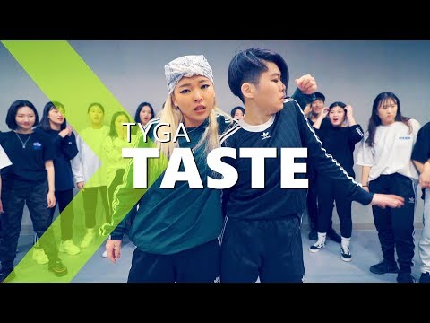 Tyga - Taste ft. Offset / LIGI Choreography.