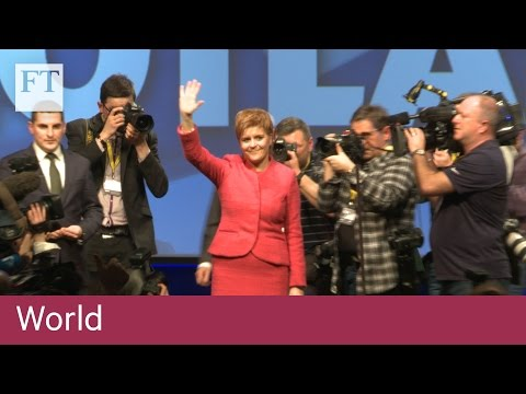 The Scottish independence stand-off