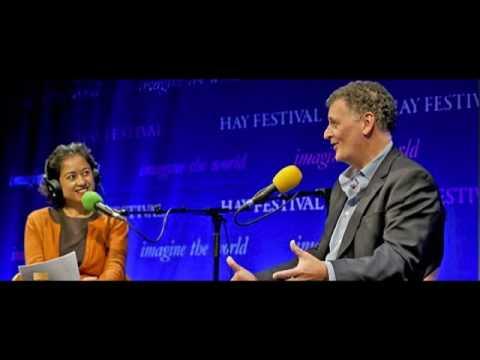 Steven Moffat  At The Hay Festival 2017