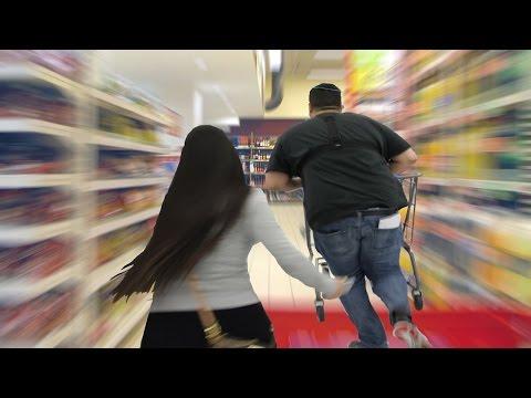 Five Minutes at Walmart!