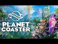 Planet coaster | Coaster to heaven | Looping