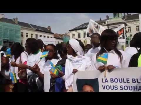 Diaspora Rwandaise de Belgique: les artistes se sont mobilisés pour accueillir Paul Kagame