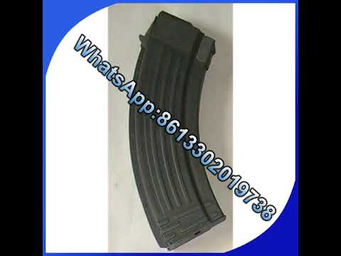 Military AK47 30RD 40RD MP5 Gun Magazine show For Army Police ,China  Manufacturer,Factory,Exporter