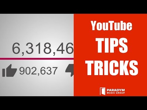 Youtube Tips and Tricks for Music Artists - Beat Your Competition