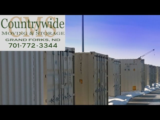 * Steel Storage Containers For Sale Or Rent! Countrywide, Grand Forks
