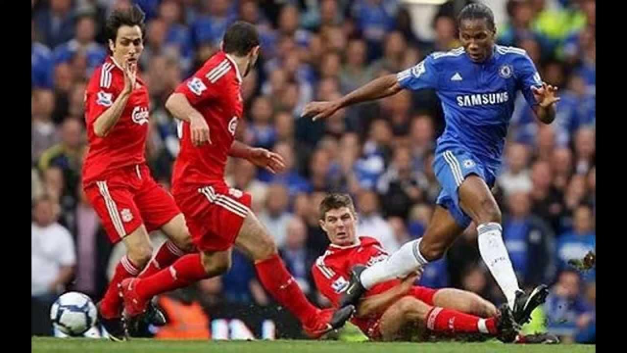 Chelsea Vs Liverpool 2014: Liverpool Vs Chelsea April 2014 Premier League English