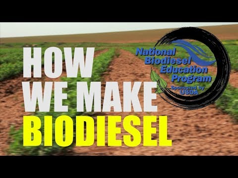 How We Make Biodiesel (2018)