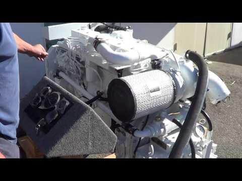 Cummins Marine 6BT 5 9 210/220 HP with DMT 100T Transmission