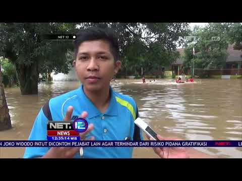 Banjir di Jombang Meluas Hingga 5 Kecamatan - NET12