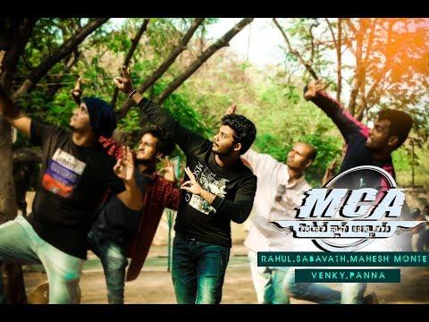 Mca cover song ||  by || Rahul raj