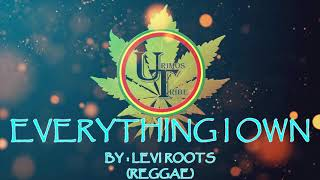 Everything I Own - Levi Roots Reggae Version Official Music Video (Karaoke Effects)