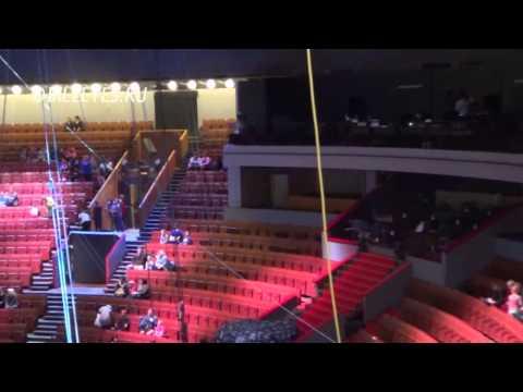Цирк на Проспекте Вернадского, зрительный зал