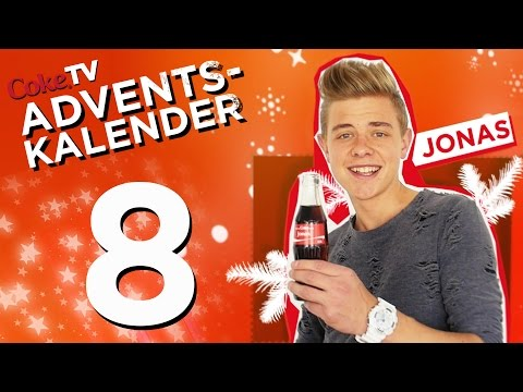 CokeTV Adventskalender: Türchen 8 mit Jonas | #CokeTVMoment