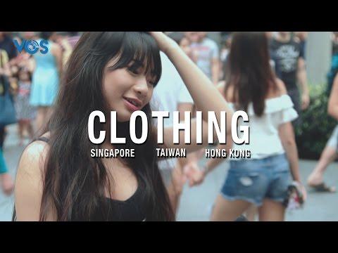 VOS ASIA: Clothing- Episode 5