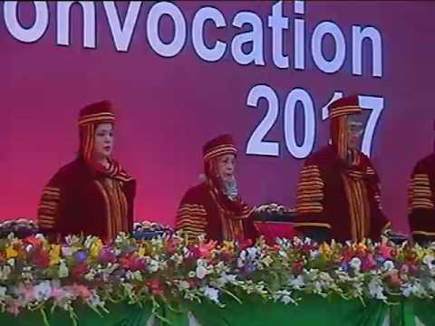 Hamdard University Convocation Live 2017