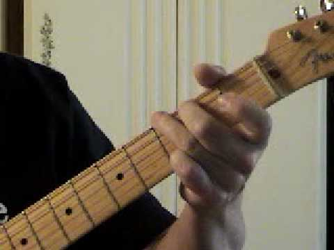 finger placement for G chord - YouTube