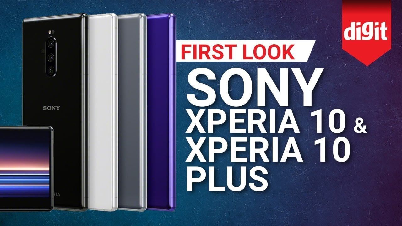 Sony Xperia 10 and Xperia 10 Plus Short Review