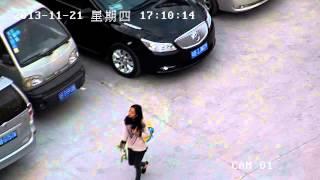 Kaiweishi tech co., ltd 2.0MP Auto Tracking PTZ Camera Video