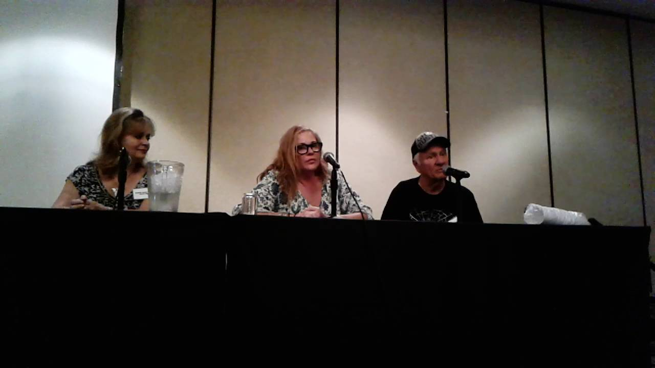 Monster-Mania 34 Halloween 6 Q&A Panel with the Cast 8-13-16 - YouTube