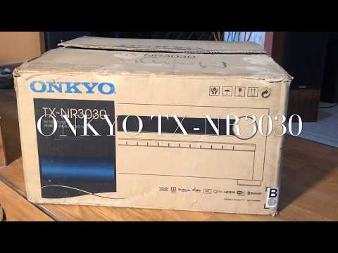 ONKYO TX-NR3030 11.2 AVR Review