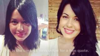 Hot Stuff Beauty Hair Extensions Brisbane Promo Video Thumbnail