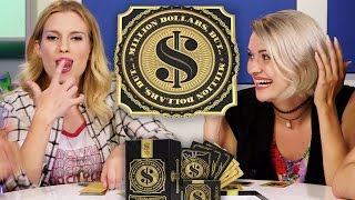 Million Dollars But... SourceFed Plays with Barbara Dunkelman!