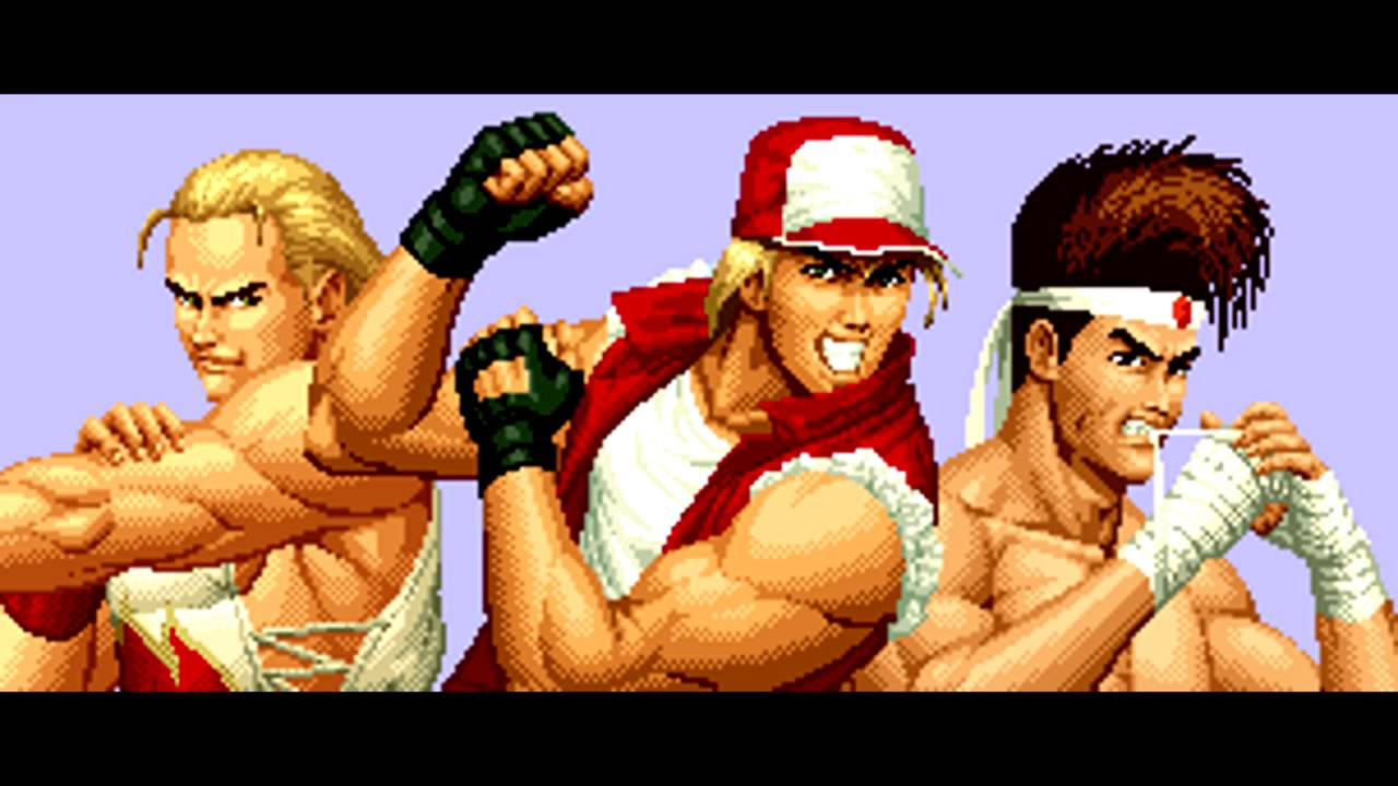 The King of Fighters 94 - GameSpot