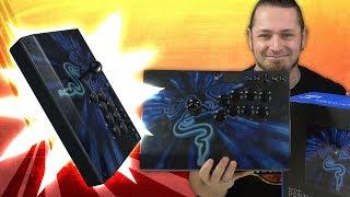 RAZER PANTHERA EVO 🕹 Der Beste Arcade Fight Stick? [Review, Technik, German, Deutsch]