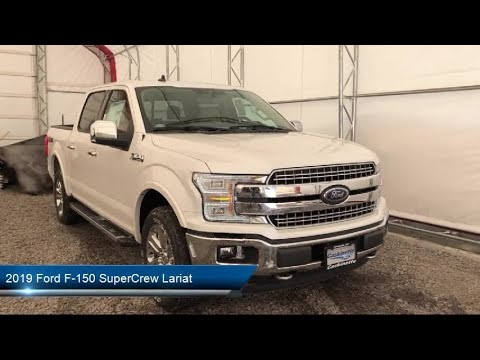 2019 Ford F-150 SuperCrew Lariat Carthage  Watertown  Gouverneur  Syracuse  Utica