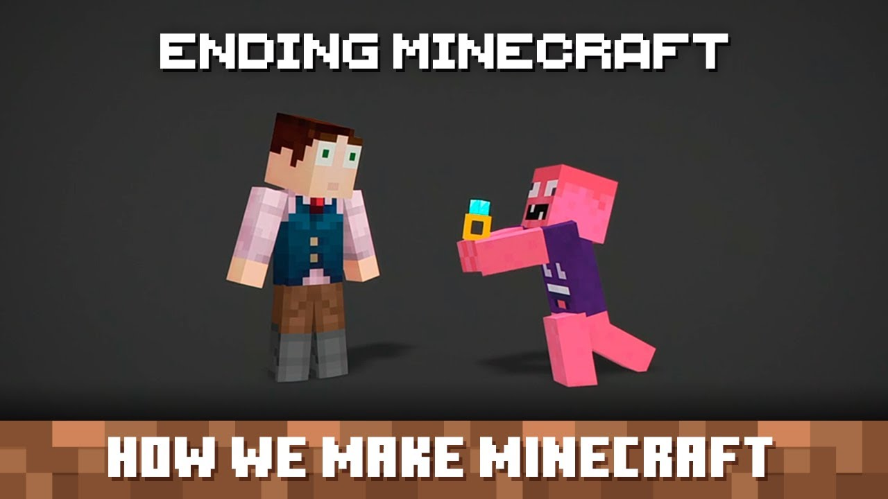 Ending Minecraft: How We Make Minecraft Episode 9