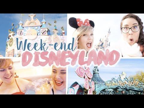 VLOG : Week-end à Disneyland Paris avec le Radisson Blu Hôtel