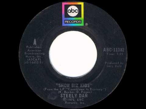 Steely Dan - Showbiz Kids (Single Version)