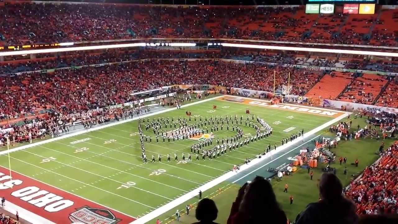 Orange Bowl 2014 Orange Bowl 2014 - Ohi...