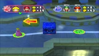 Peach, Mario, Luigi et Daisy continuent de se battre pour la premiè...