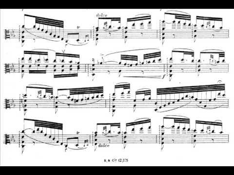 Vieuxtemps, Henry Capriccio 'Hommage à Paganin', Op.55 in C minor