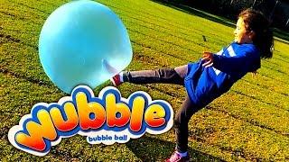 Wubble Bubble Amazing Fun Stunts Slowmo NOT Indestructible!