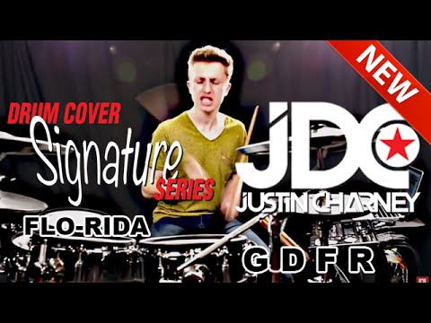 Download G D F R  Drum Cover - Flo Rida