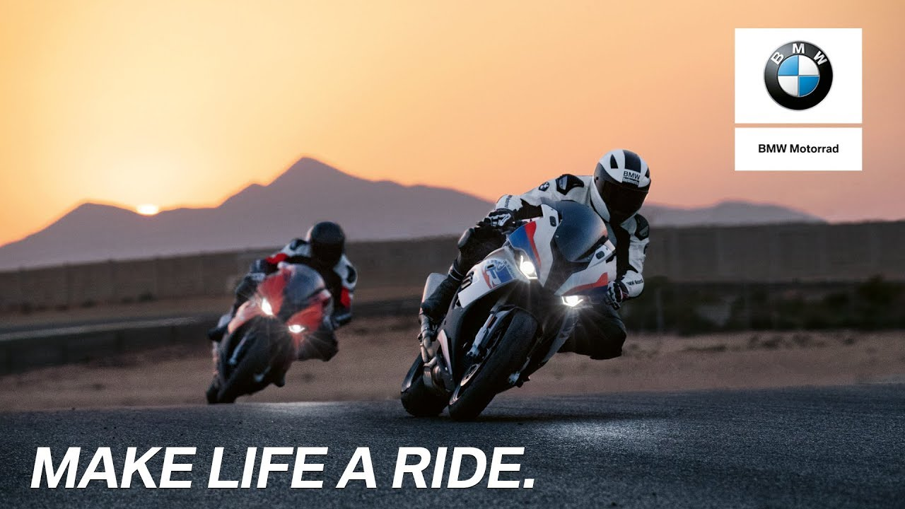 The New Bmw S 1000 Rr
