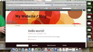 Export and Import WordPress Website