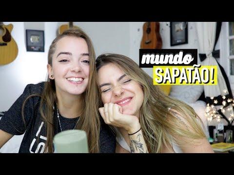 MITOS E VERDADES SOBRE O MUNDO SAPATÃO ft. P LANDUCCI